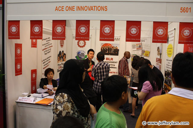 Homedec 2010 Exhibition Last Day Malaysia Real Estate Blog Jeffery Lam