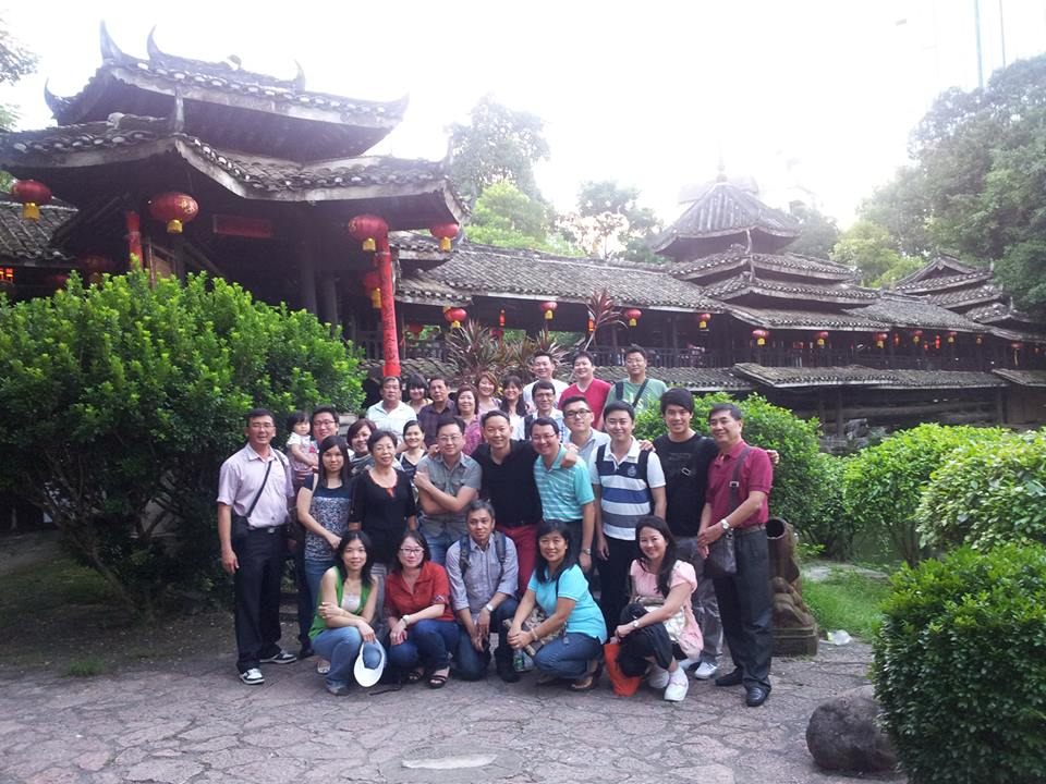 China Nanning Group Photo