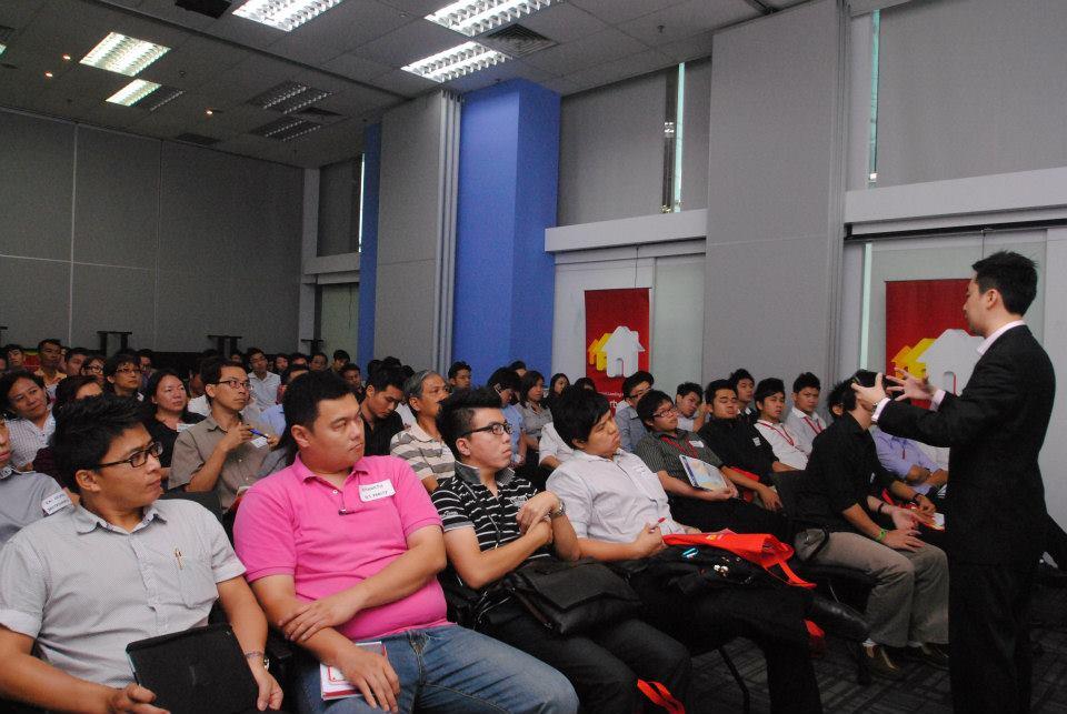 Jeffery Lam at Property Guru Malaysia