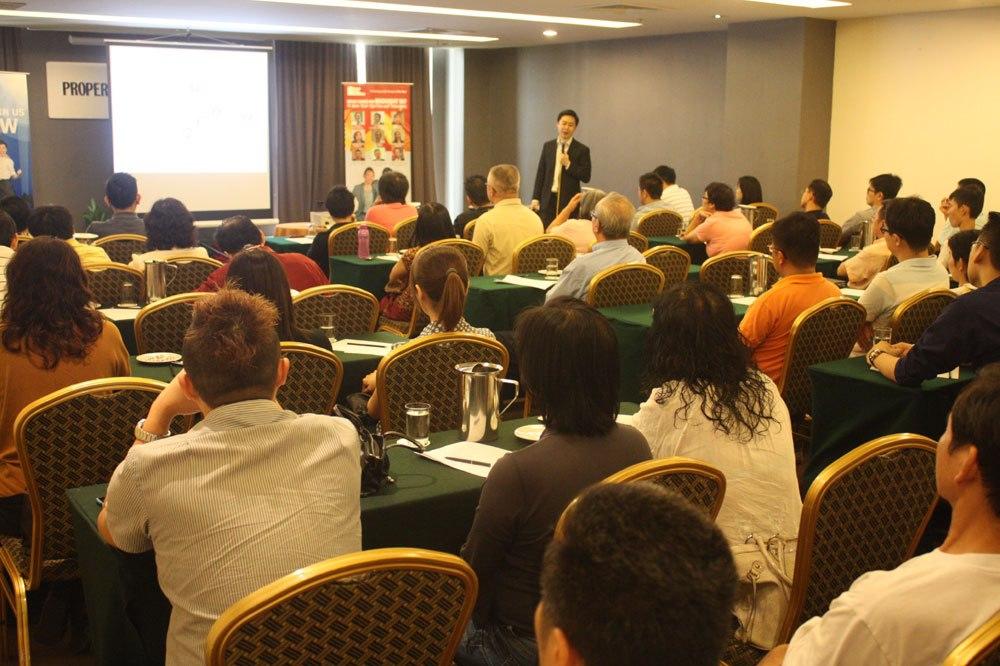Seminar at Ipoh